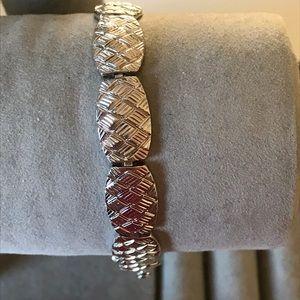 🎁 Sterling Silver Link Bracelet
